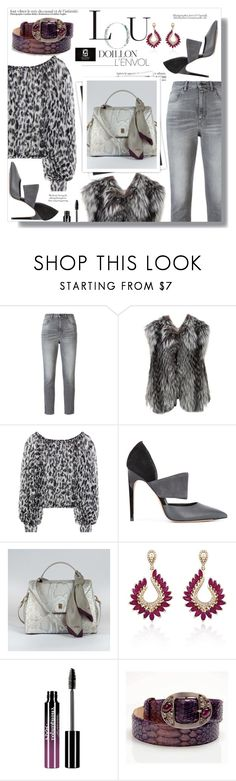 """""""Street Style"""" by gleniofficial ❤ liked on Polyvore featuring Golden Goose, Louis Vuitton, Yves Saint Laurent, Calvin Klein, Ciel, GALA, Effy Jewelry and Charlotte Russe"""