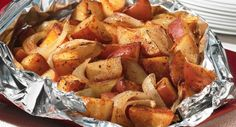 These no-fuss, sweet and smoky potatoes are guaranteed to satisfy all hungry appetites.