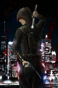 Modern Assassin - Alex Salim by Polyne55.deviantart.com on @deviantART