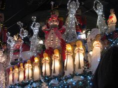 Dyker Heights Christmas Lights....very local....very Christmassy. | Flickr - Photo Sharing!