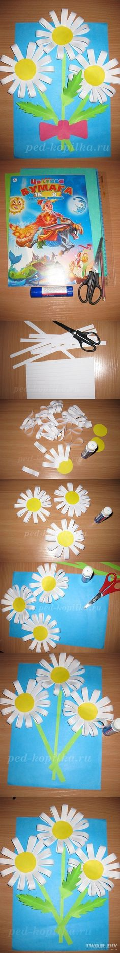 Paper flower for kids Preschool Crafts, Diy Crafts For Kids, Fun Crafts, Paper Crafts, Projects For Kids, Craft Ideas, Spring Projects, Spring Crafts, Spring Activities