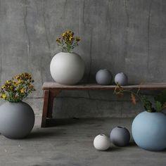 Cooee Design Ball Vase - Huset Shop - 18