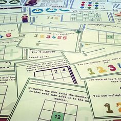 46 Maths Extension Task Cards perfect to keep your class entertained and challenged when they have finished their work.