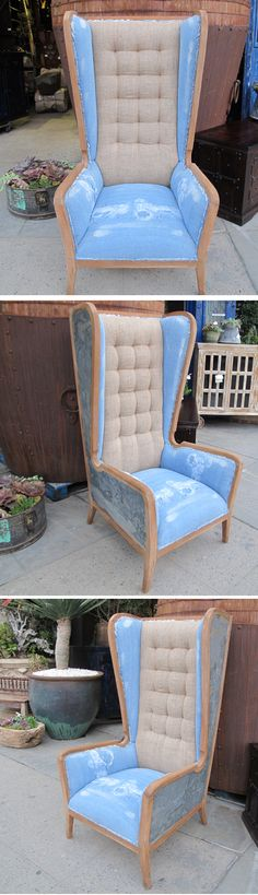 Cleopatra Arm Chair
