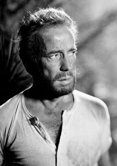 Humphrey Bogart in The Treasure Of The Sierra Madre (1948)