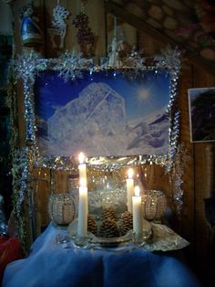 Kari Altar by RavenKaldera on deviantART