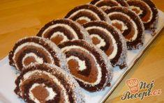 Falešné tiramisu připravené do 15 minut Hungarian Desserts, Czech Recipes, Food 52, Sweet Desserts, Baking Recipes, Delish, Muffin, Sweets, Cookies