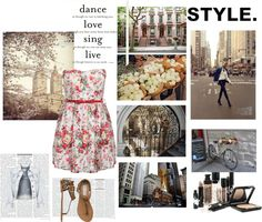 """""""New York Chic"""" by tomsforever21 on Polyvore"""