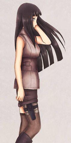 How Hinata Hyuga will look like in THE LAST: NARUTO THE MOVIE