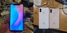 The alleged Xiaomi Mi 7 has just surfaced in several real-life images, while some of the phone's specs appeared as well. This is the best leak of the Mi 7 Tech Gadgets, Life Images, Specs, Real Life, Tech Companies, Android, Stuff To Buy, Google, High Tech Gadgets