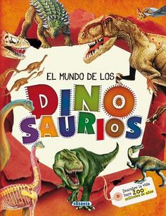 El mundo de los dinosaurios Books, Cgi, Detail, Products, World, Children's Books, 3d Pictures, Gold Coins, Dinosaurs