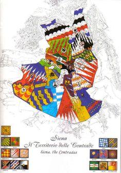 Contradas - Siena