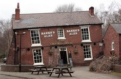 The Crooked House, South Staffordshire, England