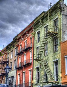 ✮ Rue Bienville, New Orleans