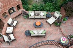 Backyard Patio Design Ideas #BHGSummer