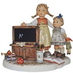 MI Hummel Teacher's Helper Hummel Figurine 2250/B
