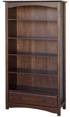 Davinci MDB Bookcase, Espresso Best Price