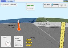 """Once downloaded, this simulation can do wonders for the classroom's understanding of the Earth's crust.  This can serve as a great """"Explain""""  activity that will allow students to come up with the definitions of concepts and terms pertaining to the Earth's crust and structure."""