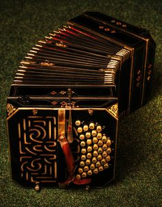 Bandoneon by taffmeister
