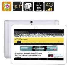 4G Android 6.0 10.1inch Mediatek Android Tablet MTK6735 Quad Core