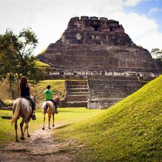Between hiking, biking, scuba diving & exploring ancient ruins, all in a region with such diverse landscapes, Belize is unlike any destination in the world.