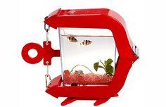 USB mini aquarium....