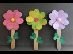 10 Adorables bricolages à faire avec des bâtons popsicles pour amuser les enfants! - Brico enfant - Trucs et Bricolages