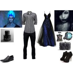 """""""Hades & Persephone"""" by mckenzie-mh on Polyvore"""
