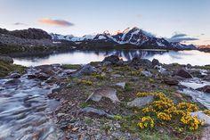 Manzina lake (2) by Francesco Vaninetti on 500px