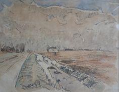 Jan Altink, Groninger landschap