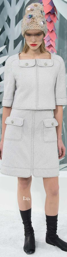 Chanel* Spring 2015 Couture