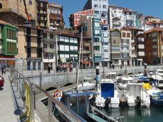 Puerto viejo (hoy convertido en puerto deportivo)