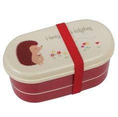 Childrens Bento Box Honey The Hedgehog   DotComGiftShop