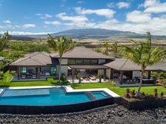 Kailua Kona, Hawaii Homes, Luxury Pools, Flood Zone, Hawaii Life, Fee Simple, Big Island, Luxury Real Estate, House
