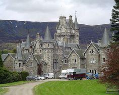 Monarch of the Glen - Glenbogle House (really Ardverikie House)
