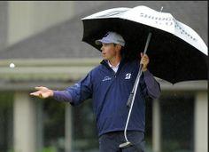 A little rain didn't stop the 2014 RBC Heritage on Hilton Head Island, SC!