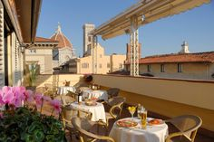 Vista Wine Bar 6° floor Hotel Laurus al Duomo