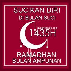 Gambar Kata Ramadhan 2014 (1435H)