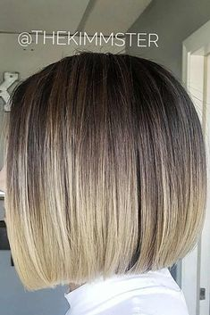 Bob cut hair is what you need when you decide to go short this time. It is not t… Bob cut hair is what you need when you decide to go short this time. Trending Haircuts, Cool Haircuts, Short Bob Hairstyles, Hairstyles Haircuts, Cool Hairstyles, Long Thin Hair, Bobs For Thin Hair, Medium Hair Styles, Curly Hair Styles