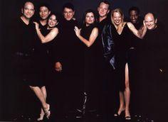 Cast of Star Trek Voyager