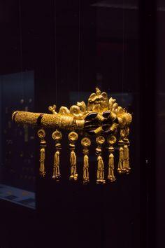 Ancient greek jewelry 300BC