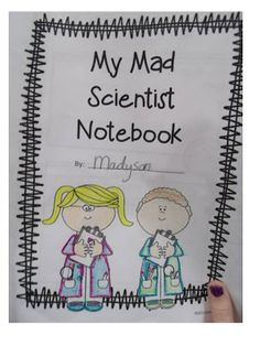 What a fun idea! Mad Scientist Day--kids go around to all the rooms on a grade level and perform different Science experiments. They take Scientist Notebooks with them to record findings/data (free copy in this blog post). Blog post also includes experiments. Cute!