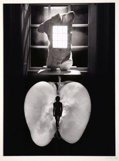 Jerry Uelsmann - Untitled, 1990. S)