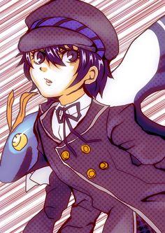Naoto Shirogane, Persona 4