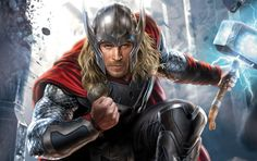 Chris Hemsworth Talks Briefly About THOR: RAGNAROK