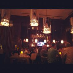 Grant Grill at US Grant Hotel is fabulous!