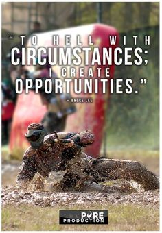 Paintball quotes - Real Time - Diet, Exercise, Fitness, Finance You for Healthy articles ideas Paintball Field, Paintball Gear, Airsoft Field, Laser Tag, Quotes That Describe Me, Airsoft Guns, Extreme Sports, Bruce Lee, It Hurts