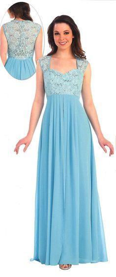 Bridesmaid Dresses<BR>MOB Dresses under $80<BR>1374<BR>She is Unforgettable!