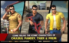 Salman khan action game Being Salman. Being Salman is a game based on three…