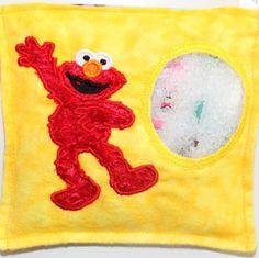 I Spy Bags  ELMO Hide and Seek I Spy Bag Sensory by gigglejunction, $15.00